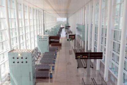 La T-1 del aeropuerto de El Prat despega con polémica