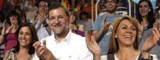 """Rajoy: """"España merece algo más que Pajines, Blancos y Aídos"""""""