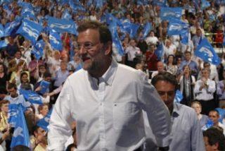 """Rajoy contraataca:: """"El PP nunca va a aceptar una jornada de 65 horas"""""""