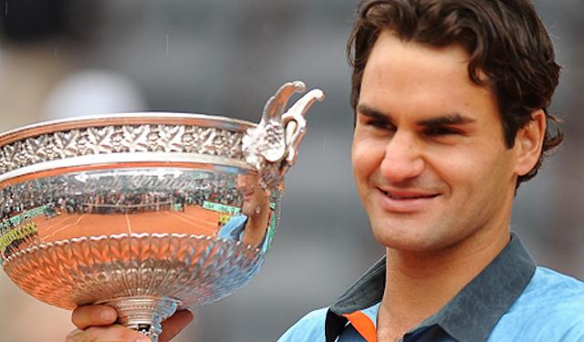 Federer ya tiene el título que ansiaba