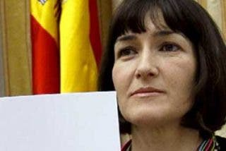 """González Sinde se presenta ante el Senado como """"ministra de las Culturas de España"""""""