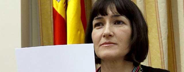 """Los españoles aborrecen a la ministra """"Sindescargas"""""""