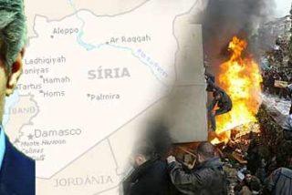 Kerry, la inusual llave para entrar en el pasillo sirio