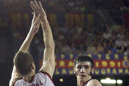 El Barça gana el tercero al Tau y se queda a un paso