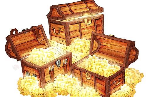 M s de millones de euros en oro y plata sumergidos for Emprunter 100 000 euros