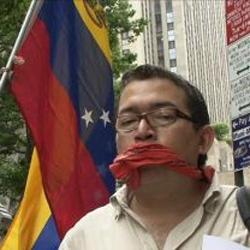 Manifestaciones en todo el mundo por la mordaza a la prensa del Gorila Chávez