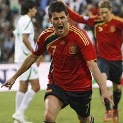 España certifica el pase a semifinales tras vencer por la mínima a Irak