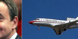 «Aerolíneas ZP» acabará la campaña con nueve «falconazos»