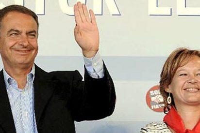Zapatero está escocido por la derrota electoral
