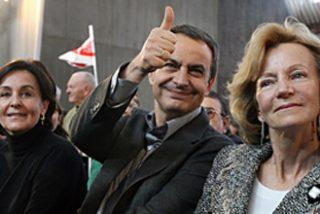 El Gobierno ZP retrasa hasta 2011 el repunte de la economía española