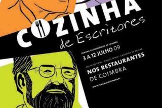 """Semana gastronómica """"Cocina de escritores""""en Coimbra, Portugal"""