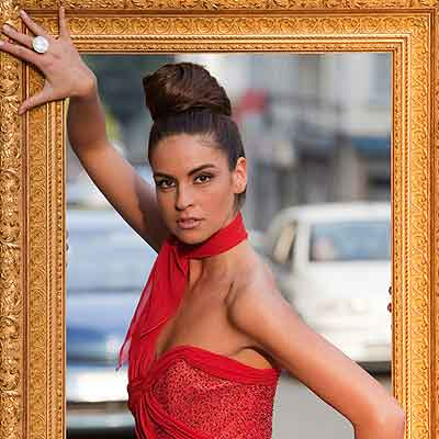 La coruñesa Estíbaliz Pereira, Miss España 2009