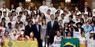 """Príncipe de Asturias:""""Estuve a punto de participar en la Ruta Quetzal. No pudo ser y siempre lo lamentaré"""""""