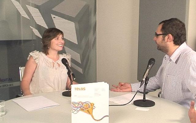 """Ana Olmos: """"El usuario sigue siendo el eslabón más débil de Internet"""""""