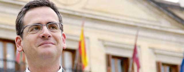 """Antonio Basagoiti: """"Hay dirigentes del PSOE de Madrid que hacen guiños al PNV"""""""