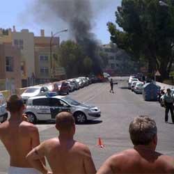 """El Gobierno británico advierte a los turistas del """"alto riesgo"""" de terrorismo en España"""