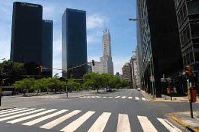 "EEUU emite ""alerta de viaje"" para Argentina por gripe A H1N1"