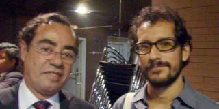 """Sergio Galarza: """"Felicito al Consulado del Perú por fomentar este tipo de actividades"""""""