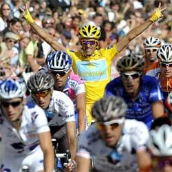 El Tour ningunea a Contador