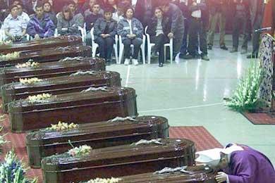 Muertes de ecuatorianos los hace más visibles en España