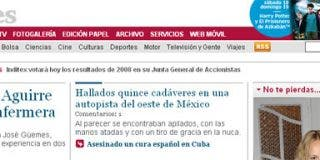La prensa del Gobierno comienza la campaña para arrojarle el niño muerto a Esperanza Aguirre