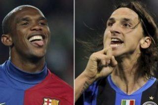 El acuerdo Inter-Eto'o abre las puertas del Barça a Ibrahimovic
