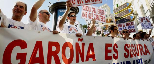 Más de la mitad de los españoles rechaza el cierre de la central de Garoña