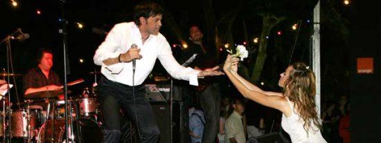 Juan Losada estrella invitada en la Fiesta Nacional de Francia