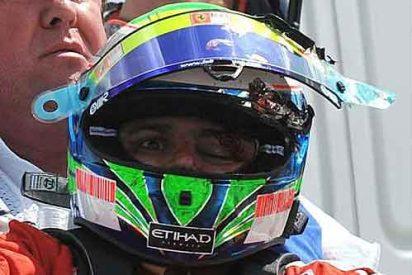 Felipe Massa sale del coma