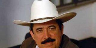 Zelaya dice que el sábado o el domingo llegará a la frontera de Honduras