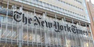 El grupo de The New York Times pierde 25 millones de euros