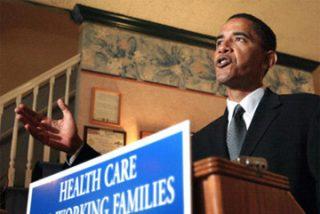 La reforma sanitaria de Obama hace agua