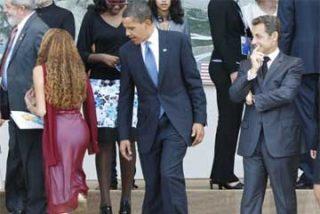 Obama, Sarkozy y el hambre en el mundo