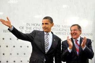La CIA como balón político