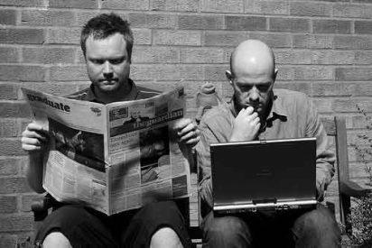 """La desesperada batalla para mantener """"rentable"""" el periodismo... aunque sea online"""