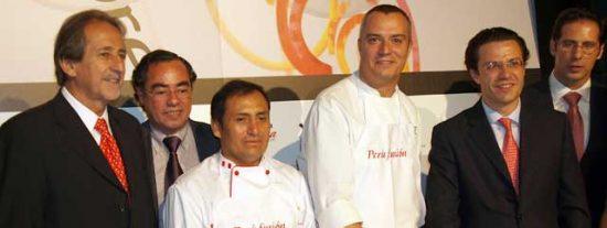 """Perú Fusión 2009... Y nació el """"cebiche a la gallega"""""""