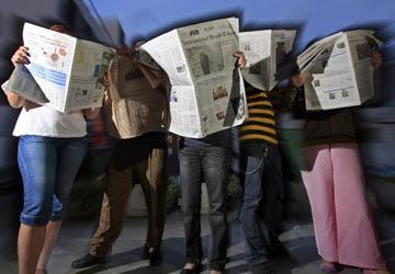 La crisis deja 2.469 periodistas en la calle en sólo nueve meses