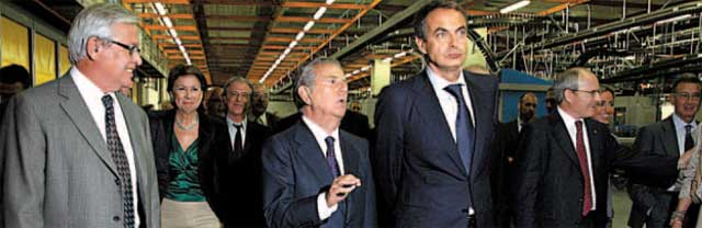 La Vanguardia: ¿Un brindis por la crisis?