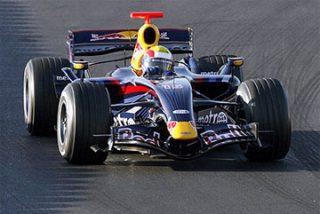 Webber vuela sobre Alemania y Alonso es décimo