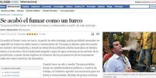 """El País vuelve a """"inspirarse"""" en informaciones ajenas"""