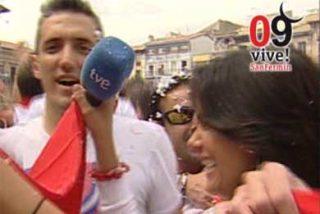 La hija de Cebrián le 'regala' a Cuatro la cobertura de TVE de 'San Fermín'