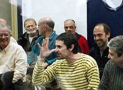 "Txema Matanzas: ""Es hora de cerrar la persiana en ETA"""