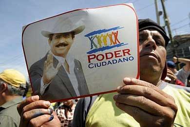 Manuel Zelaya anuncia que el próximo viernes estará en la frontera con Honduras