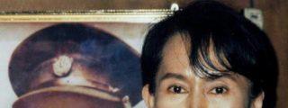 Suu Kyi, condenada a tres años de trabajos forzados por violar su arresto domiciliario