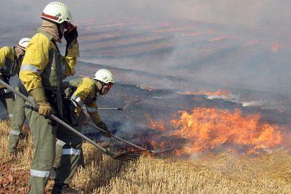 23 provincias españolas en alerta por riesgo de incendio y 35 por la ola de calor