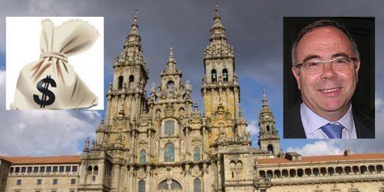 El alcalde socialista de Santiago de Compostela: ¿falsedad, prevaricación, estafa y tráfico de influencias?