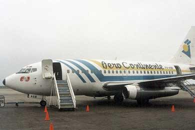 La justicia chilena niega una indemnización a los dueños de la peruana Aerocontinente