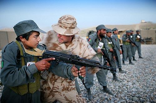 El fracaso afgano