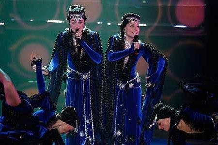 Si vives en Azerbaiyán, ten cuidado con lo que votas y a quién votas en Eurovisión