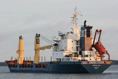 Rusia detiene a ocho personas por el secuestro del buque Arctic Sea